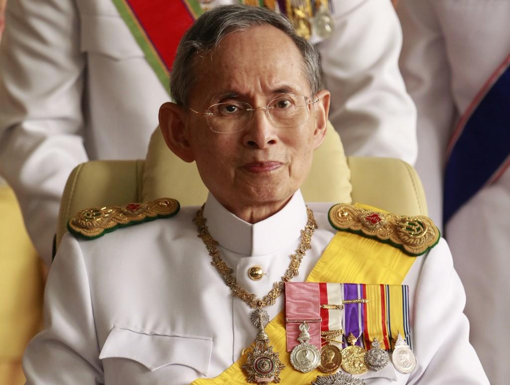 Kongen af Thailand har fødselsdag