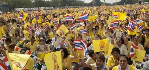 Hvor mange mennesker bor der i Thailand?