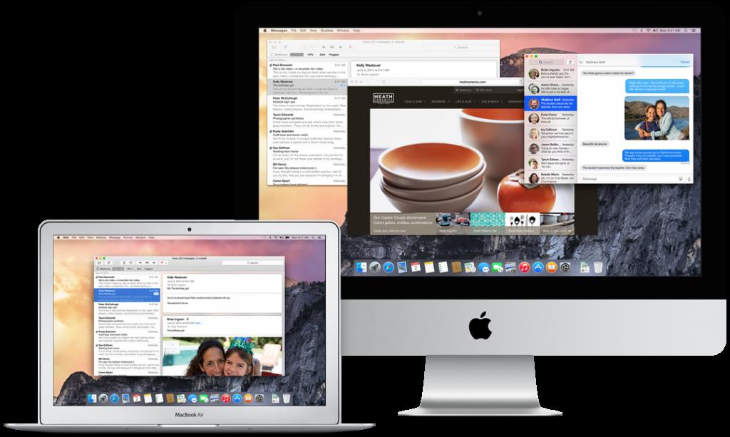 Download Yosemite OSX