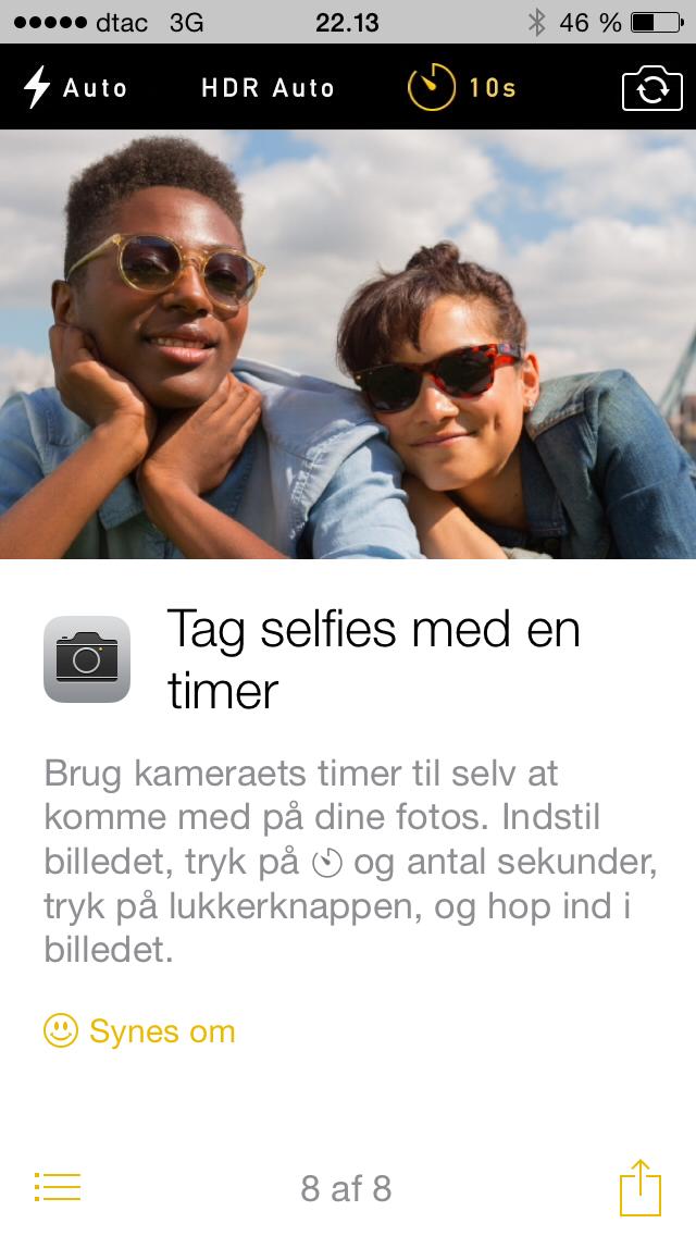 Apples nye iOS8