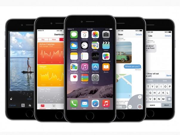 iPhone 6 og iPhone 6 plus – velkommen!
