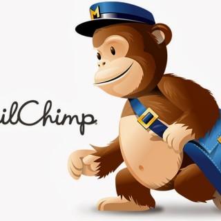MailChimp nyhedsbrev
