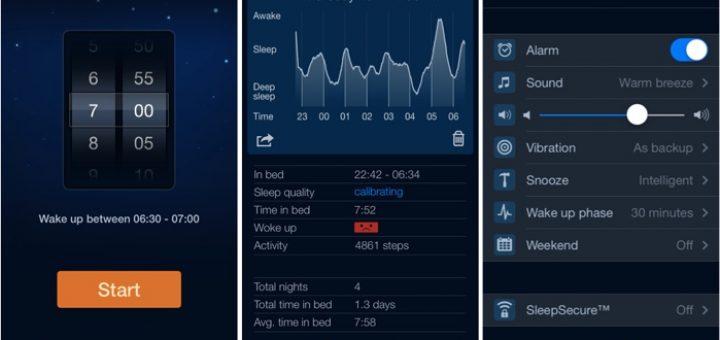 Sleep Cycle alarm clock - appen der vækker dig på det bedste tidspunkt