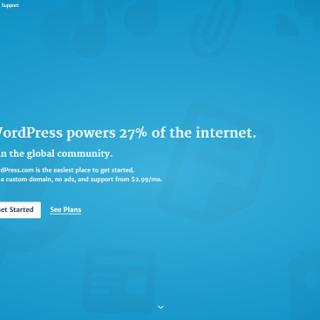 Opret din egen Wordpress blog eller hjemmeside