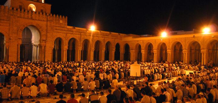 Datoer for Ramadan og Eid 2018