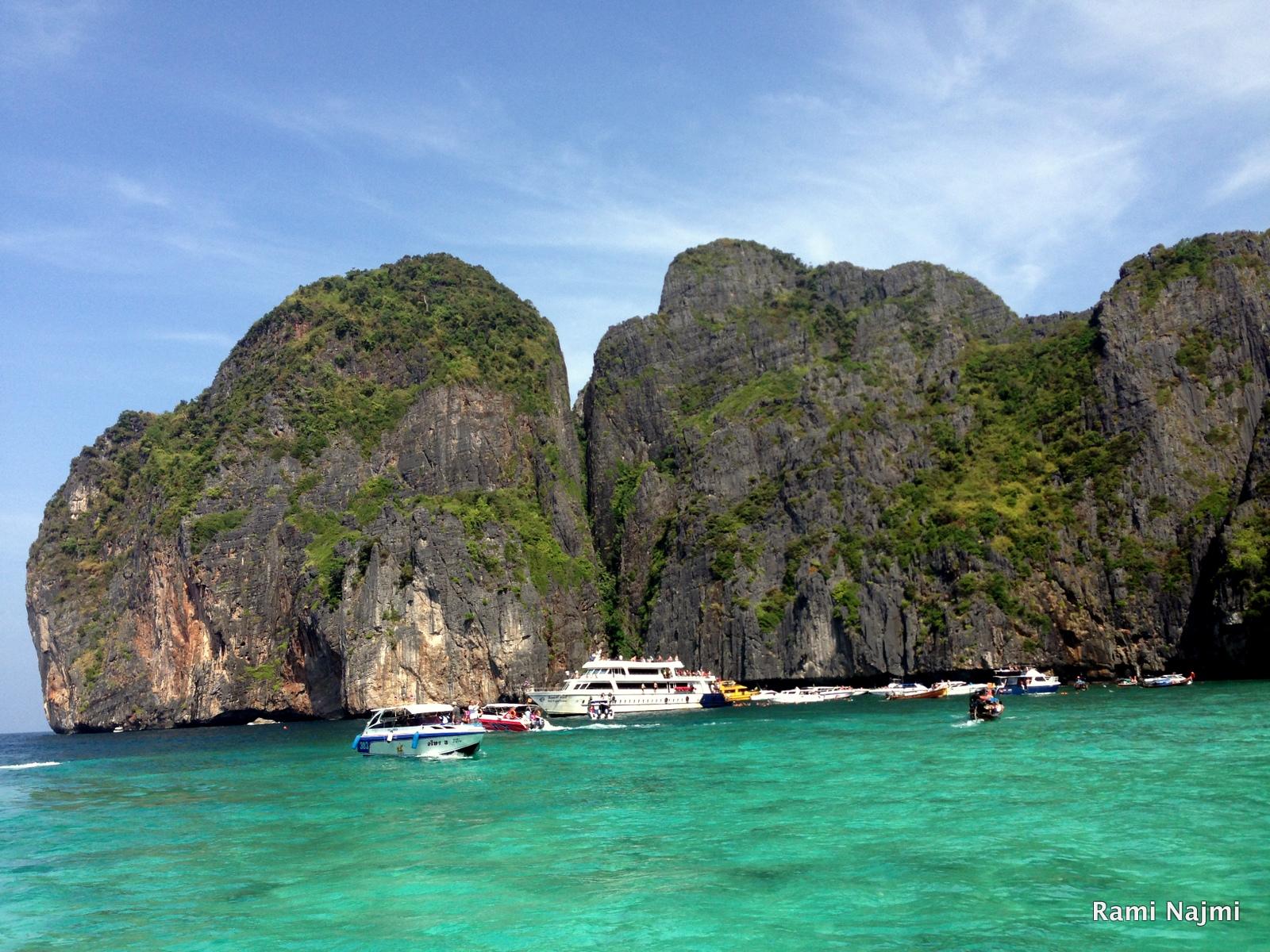 Phi Phi-øerne