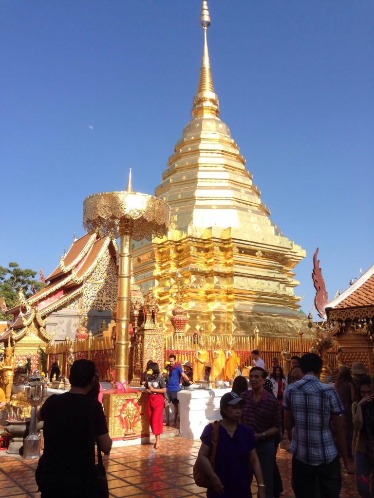 Read more about the article Wat Phra That Doi Suthep