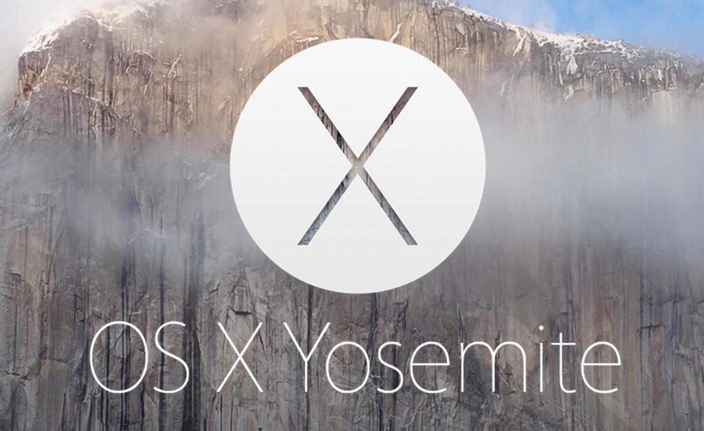 Systemkrav til Yosemite OS X 10.10
