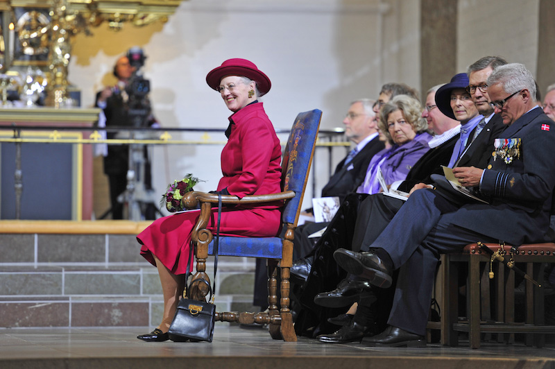 Hendes Majestæt Dronning Margrethe