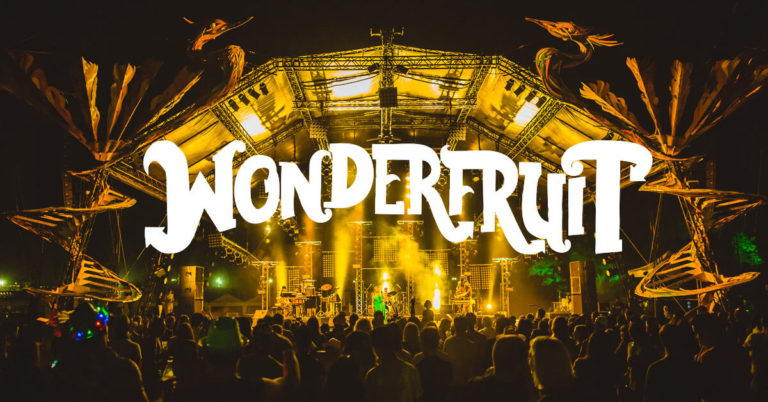 Wonderfruit festival Thailand