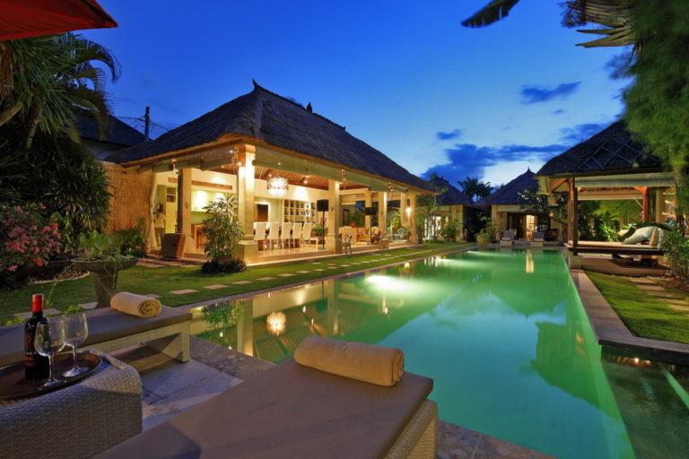 Min fødselsdag på Bali og Gili Island
